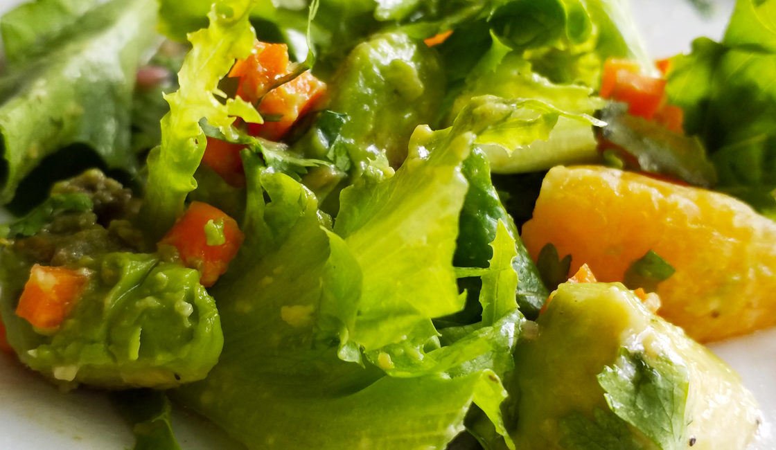 Salade douce