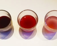 Sirop dense aux fruits rouges