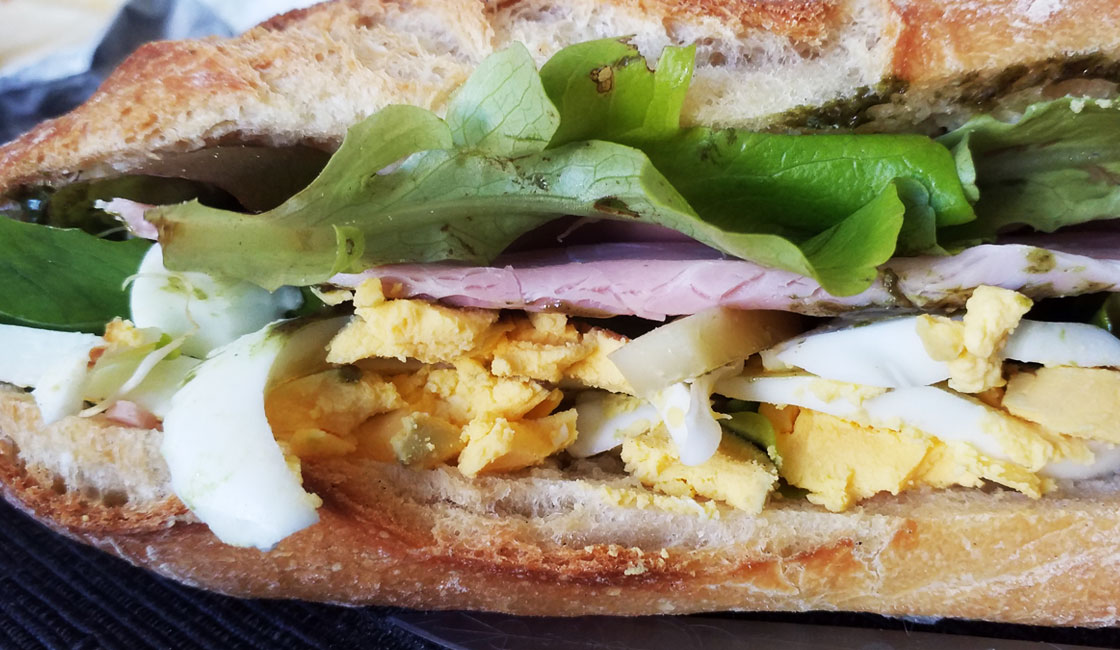 Sandwich delamortquitue